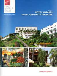 Alberghi 4 stelle Hotel Antares Olimpo